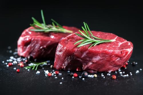 Fillet Steak Larder Trimmed