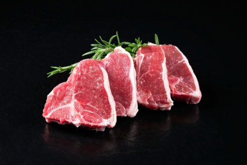 Double Loin Lamb Chops (6x100g)