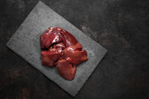 Lambs Liver Sliced - 250g