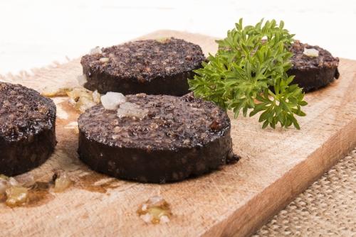 Black Pudding Slice 90g