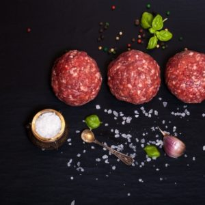 1oz Beef Meatballs (Pack of 12)