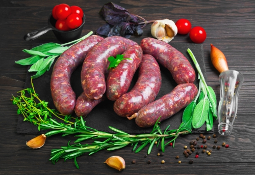 Sausages Pre War Recipe (Pack of 9) 400g
