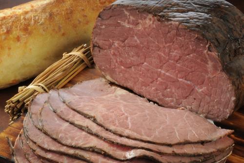 Roast Beef Sliced
