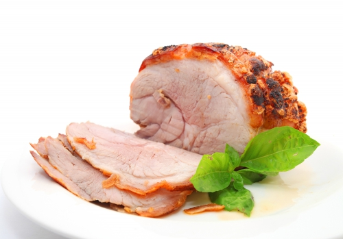 Roast Pork Sliced