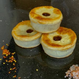 Individual Steak & Gravy Pie (3 Pack)