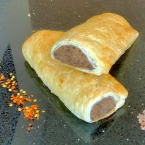 Sausage Rolls (Pack of 2)