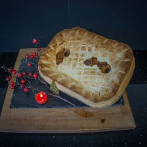 3lb Steak Pie