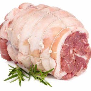 Lamb Shoulder Rolled